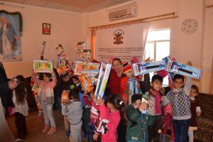 Kerstactie in Nineveh_3 2016