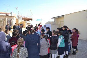 Kerstactie in Nineveh_4 2016
