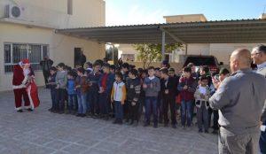 Kerstactie in Nineveh_6 2016
